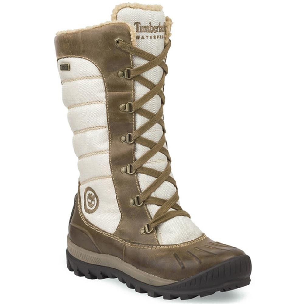 timberland damen ek mount holly tall duck stiefel winterstiefel schneestiefel ebay. Black Bedroom Furniture Sets. Home Design Ideas