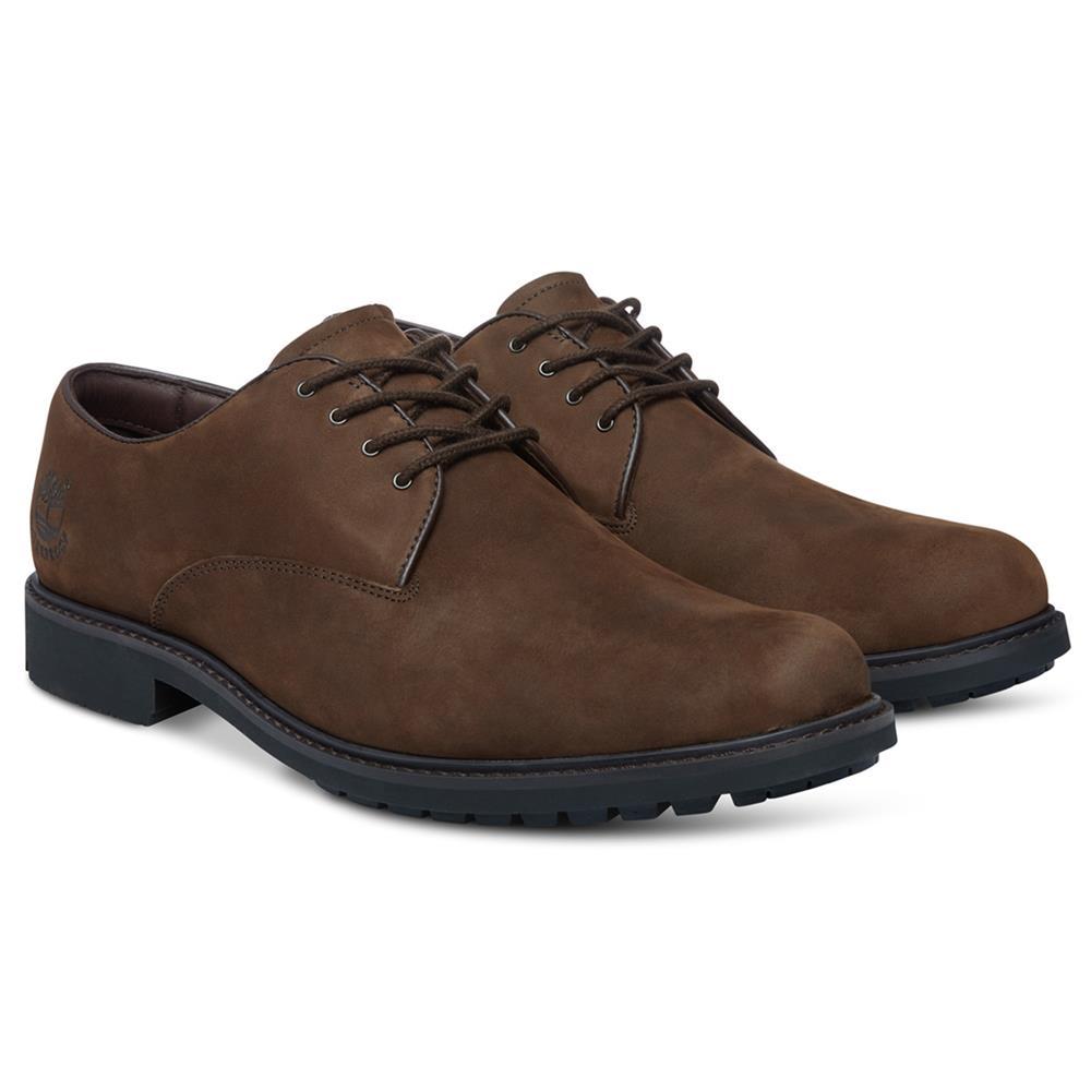 Timberland EK Stormbucks Plain Toe Oxford Shoes Lace Up ...
