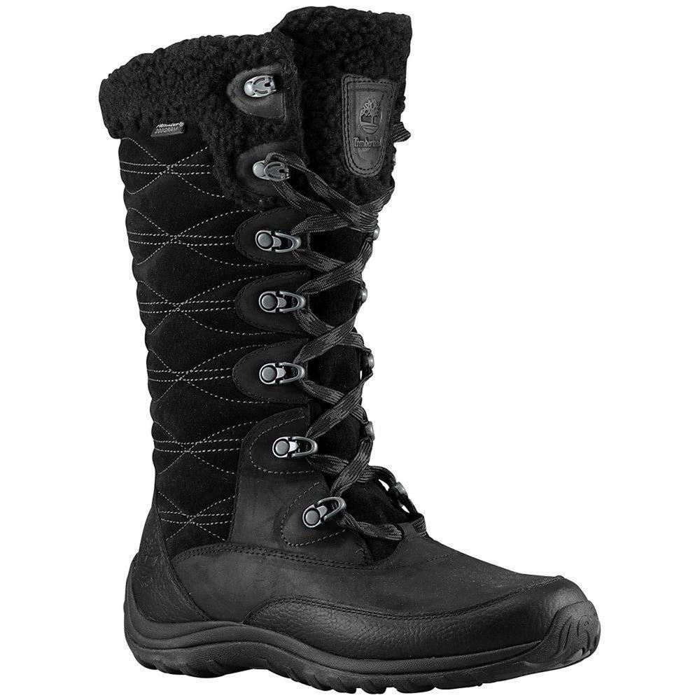 timberland ek willowood wp insulated boots femmes bottes chaussures bottes hiver. Black Bedroom Furniture Sets. Home Design Ideas