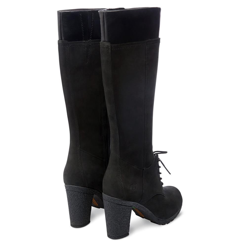 Original Womenu0026#39;s Timberlandu00ae Tall Fauna Boots Black - 160024 Casual Shoes At Sportsmanu0026#39;s Guide