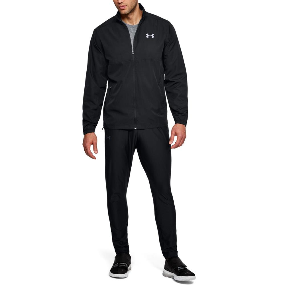 Under Armour Sport Style Survêtement Full Zip hommes veste Hoodie Sport Veste funktionsj