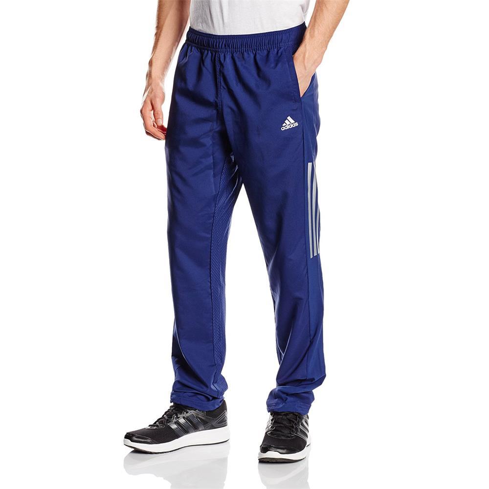 adidas cool365 woven pant jogginghose hose herren trainingshose sporthose ebay. Black Bedroom Furniture Sets. Home Design Ideas