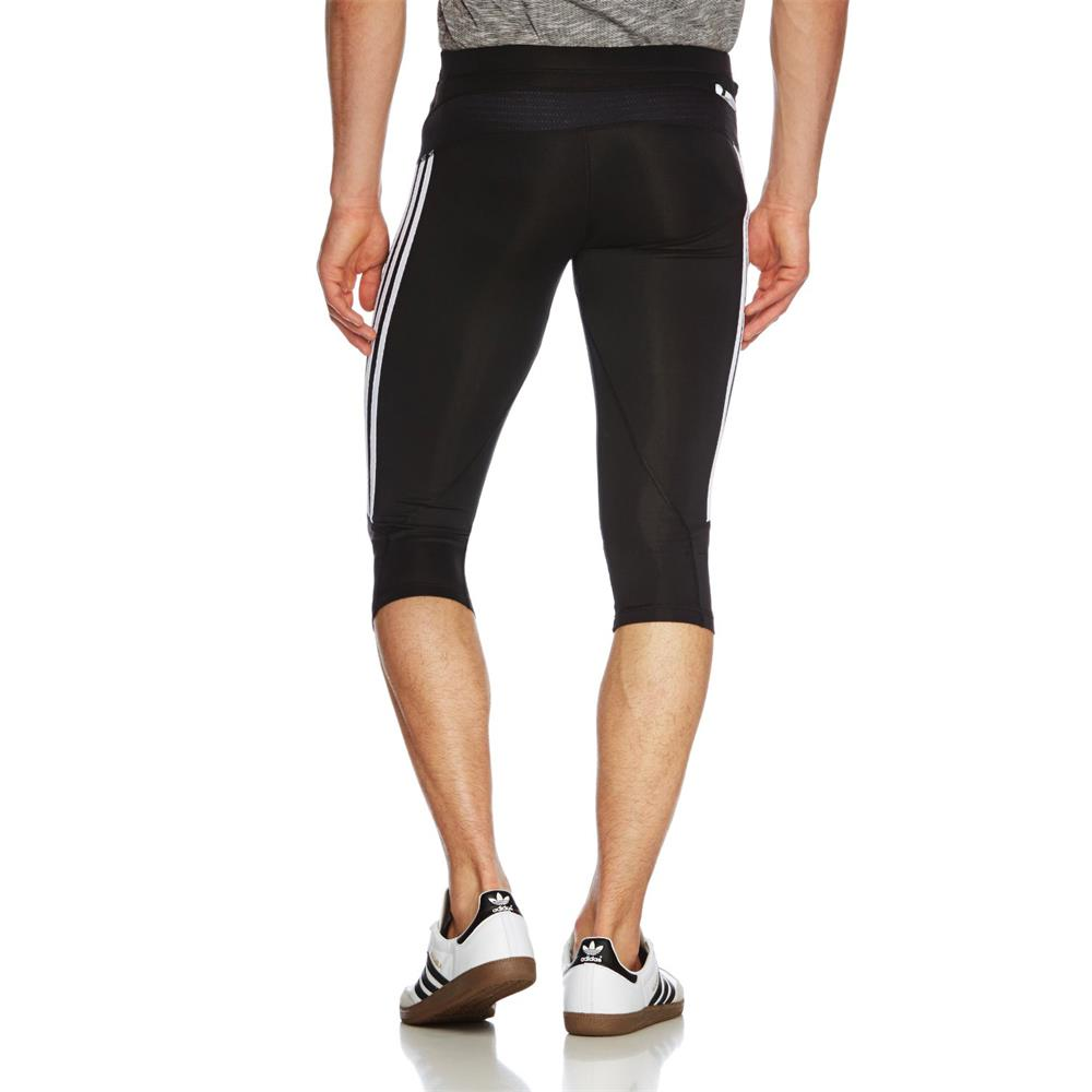 adidas response 3 4 tights herren laufhose running hose. Black Bedroom Furniture Sets. Home Design Ideas
