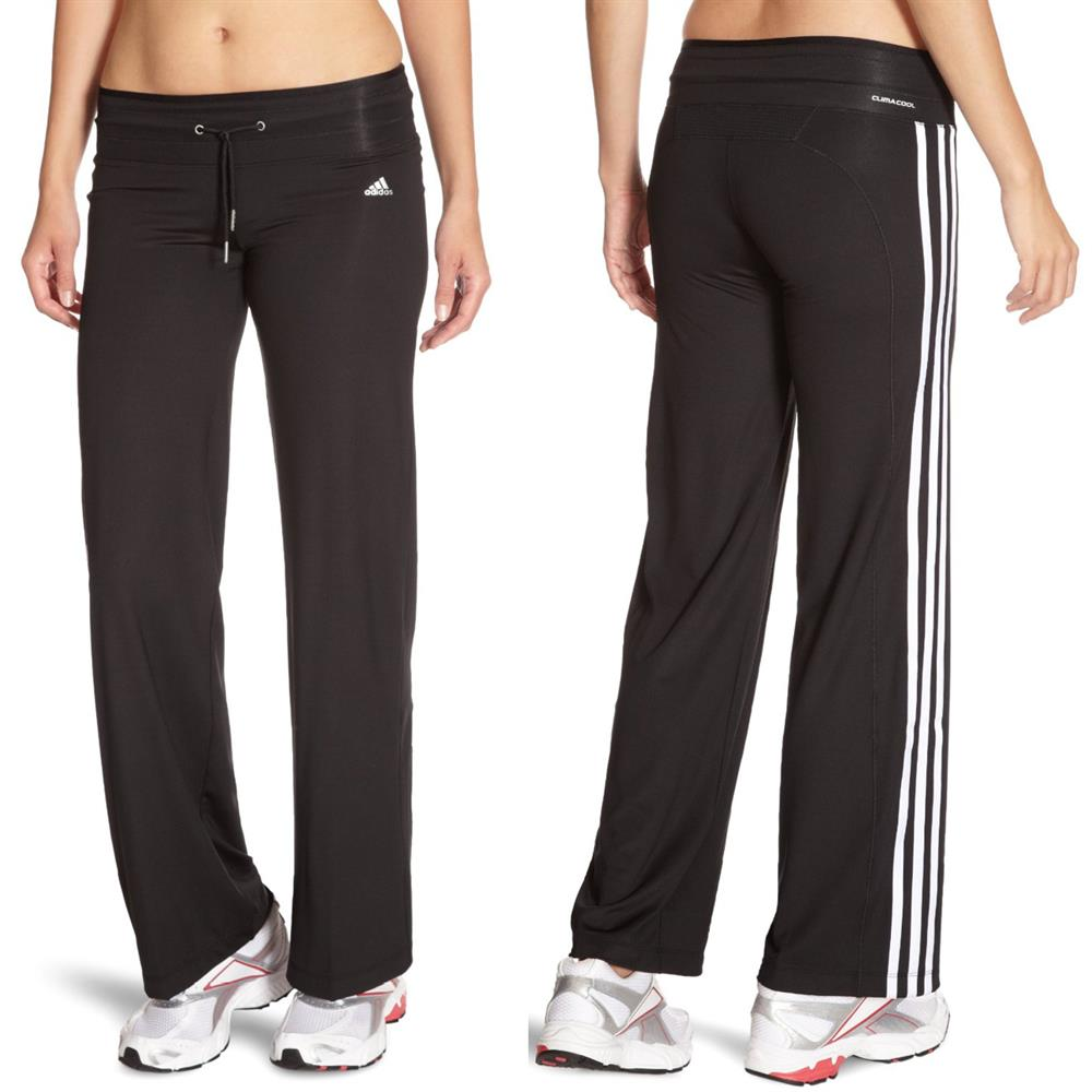 adidas clima365 q34 cl kick pant damen hose trainingshose sporthose jogginghose ebay. Black Bedroom Furniture Sets. Home Design Ideas