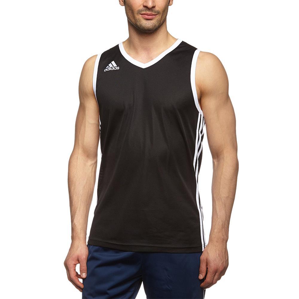 adidas commander jersey basketball trikot sportshirt sport tank top ebay. Black Bedroom Furniture Sets. Home Design Ideas