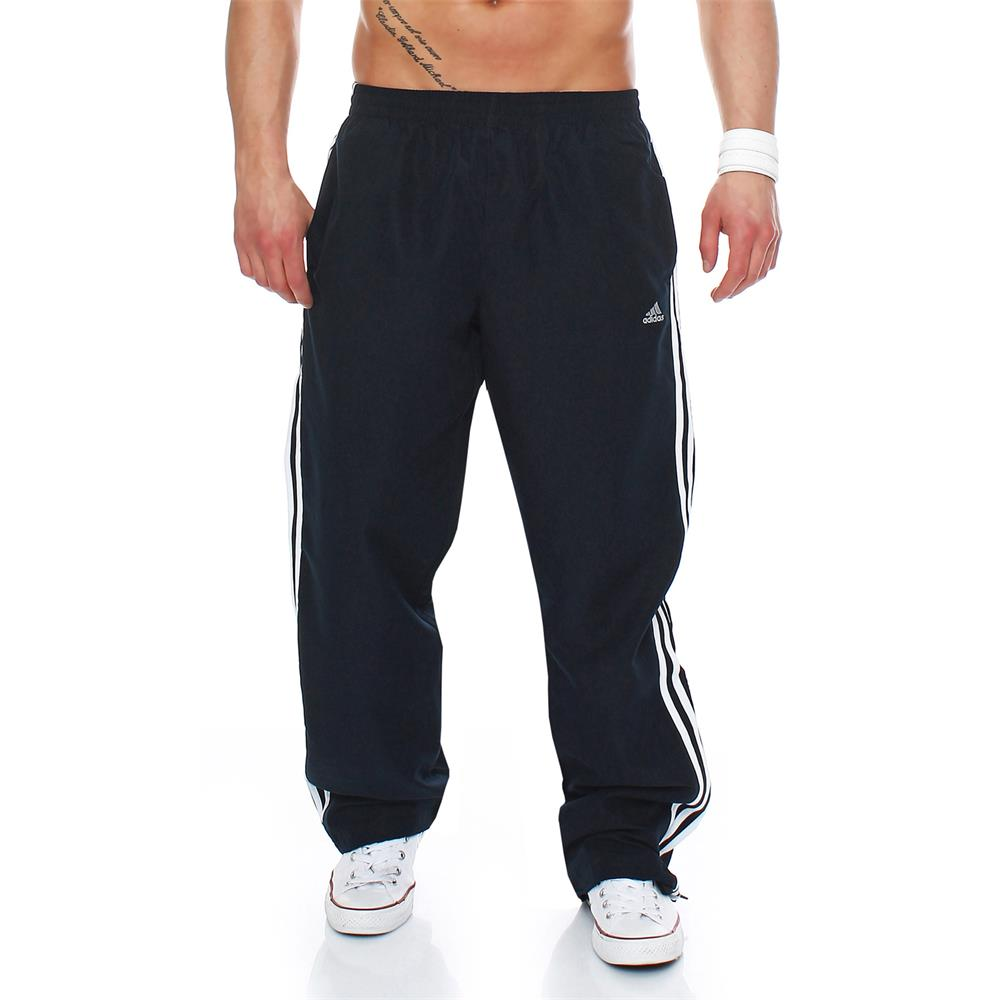 pantalon de jogging sport training adidas cr ess 3s woven pant climalite ebay. Black Bedroom Furniture Sets. Home Design Ideas