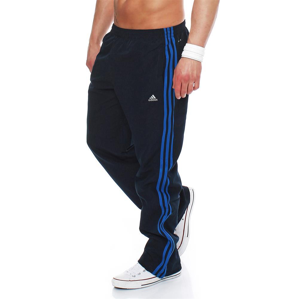 pantalon de jogging sport training adidas cr ess 3s woven pant climalite ebay. Black Bedroom Furniture Sets. Home Design Ideas