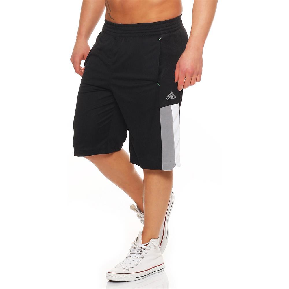 adidas damian lillard anthem short basketball shorts kurze hose. Black Bedroom Furniture Sets. Home Design Ideas