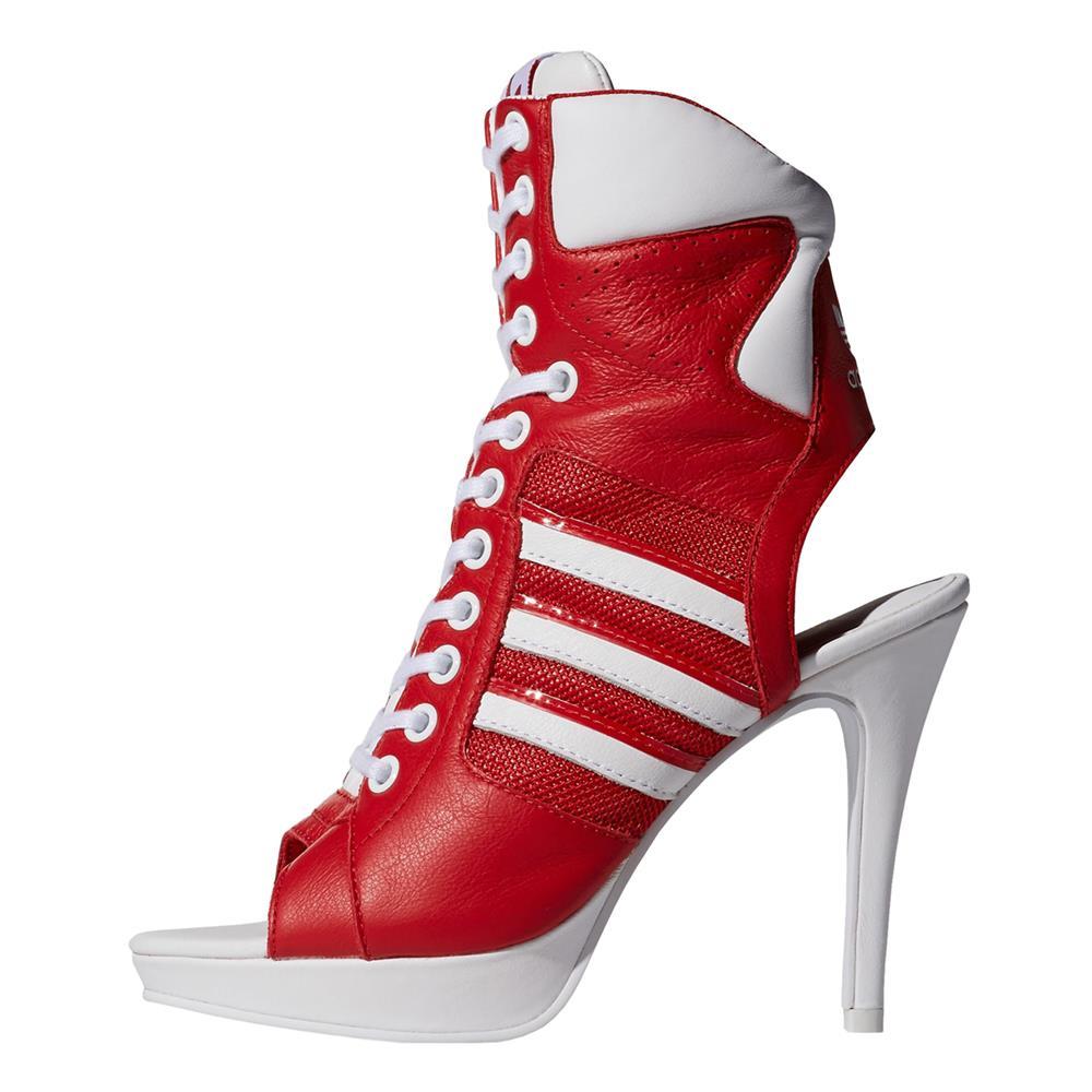 adidas originals x jeremy scott high heels damen sneaker schuhe. Black Bedroom Furniture Sets. Home Design Ideas