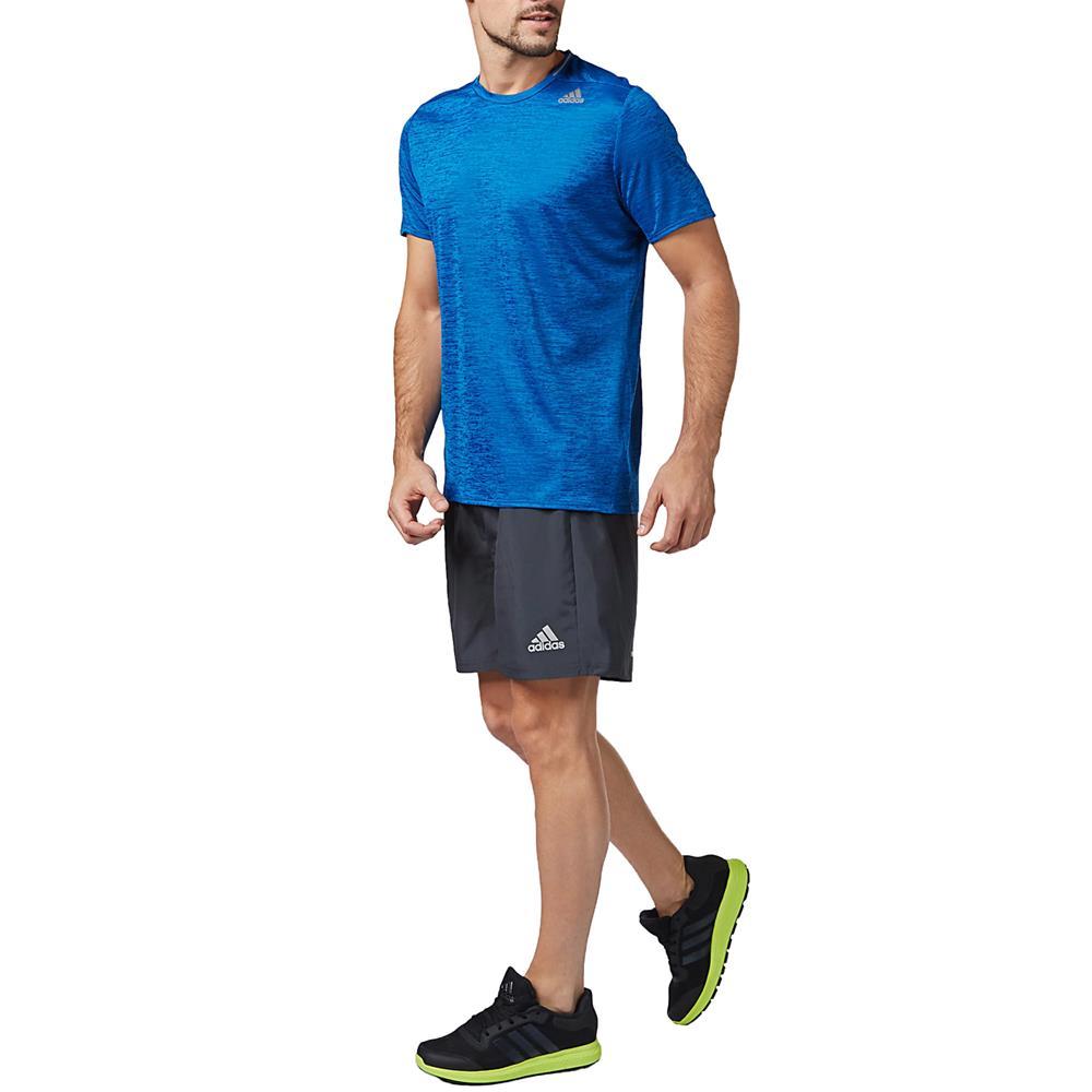 adidas Supernova Short Sleeve Tee T-Shirt Sportshirt Laufshirt Running Fitness