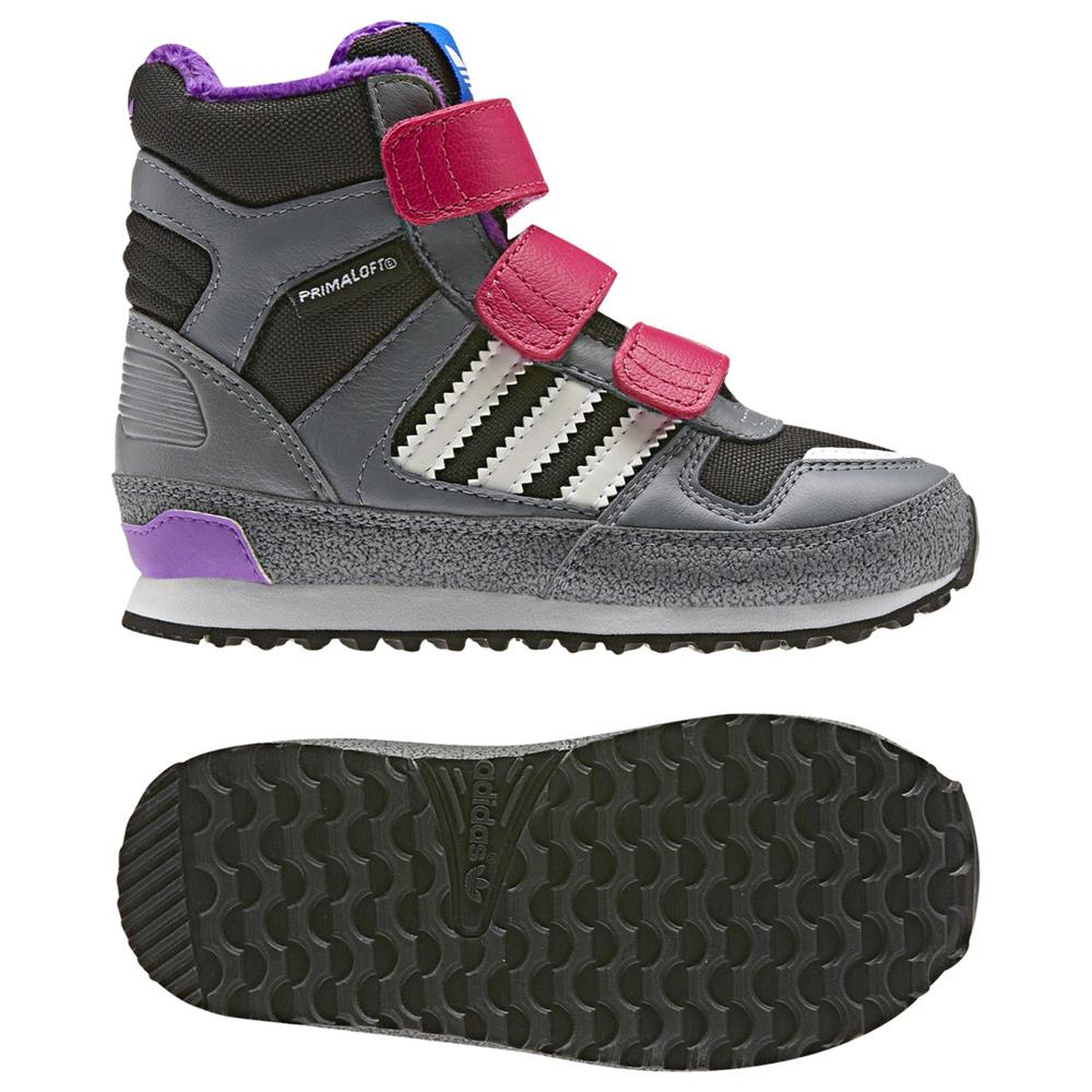 adidas zx winter cf i kinder sneaker schuhe m dchen. Black Bedroom Furniture Sets. Home Design Ideas