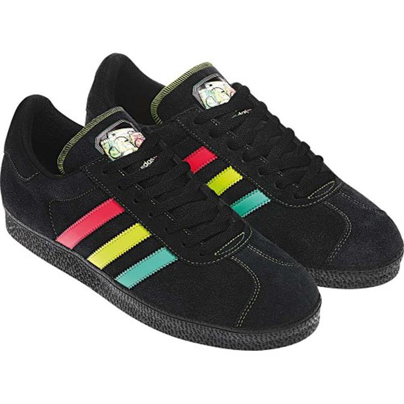 adidas gazelle 2 star wars boba fett sneaker schuhe sportschuhe turnschuhe ebay. Black Bedroom Furniture Sets. Home Design Ideas