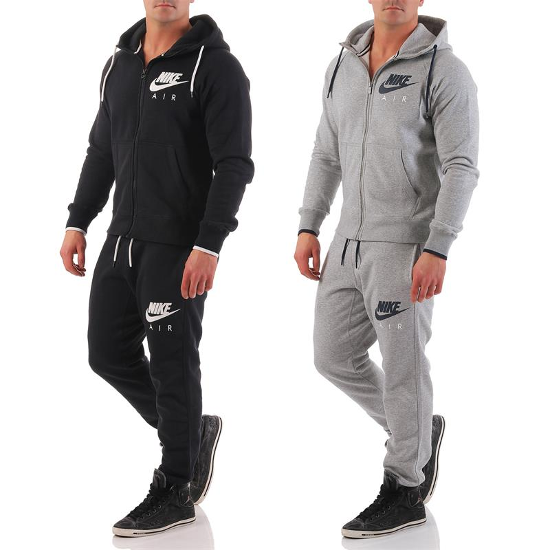 nike herren academy 16 knit tracksuit trainingsanzug 808757 schwarz black white m entsorga. Black Bedroom Furniture Sets. Home Design Ideas