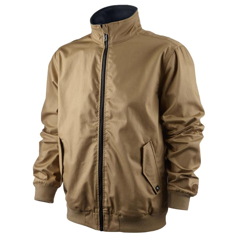 nike harrington court classic retro bomber jacket mens jacket ebay. Black Bedroom Furniture Sets. Home Design Ideas
