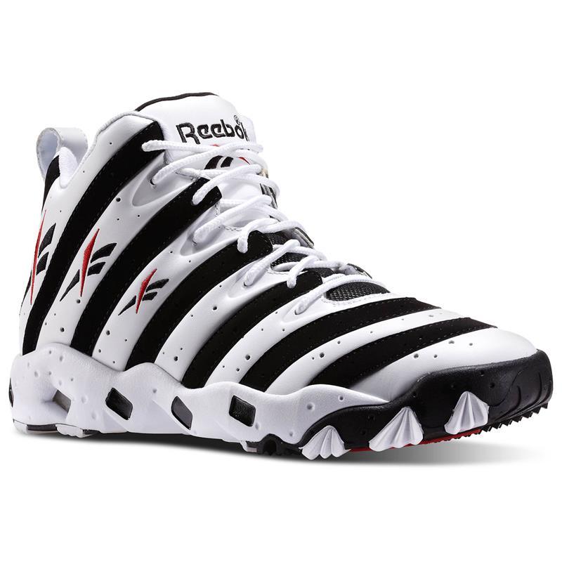 08a3b0a2bbb4 Reebok Classic Tech 90s Big Hurt Retro Schuhe Hi Sneaker .