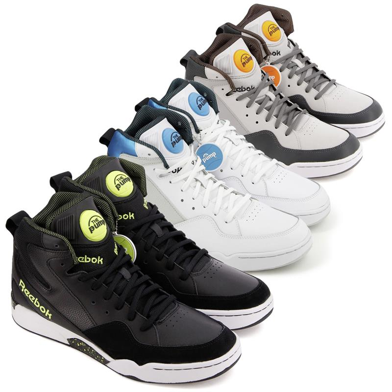 reebok pump skyjam classic hi sneaker mid shoes sports shoes basketball shoes ebay. Black Bedroom Furniture Sets. Home Design Ideas