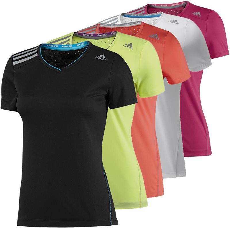 camisa de mujer adidas climachill t shirt polo camiseta. Black Bedroom Furniture Sets. Home Design Ideas