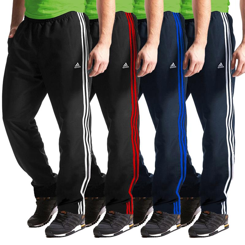 pantalon de jogging sport training adidas cr ess 3s woven. Black Bedroom Furniture Sets. Home Design Ideas