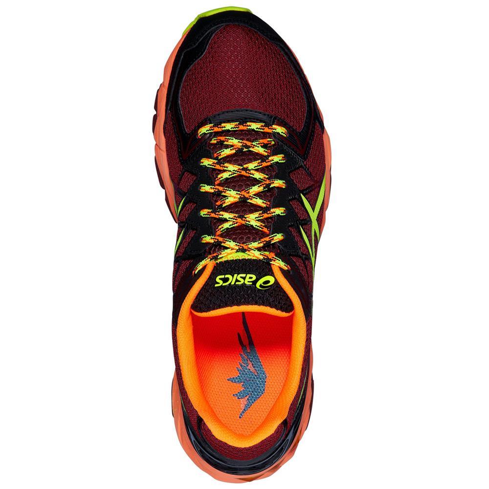 Asics-Gel-FujiTrabuco-4-Herren-Laufschuhe-Schuhe-Running-Sportschuhe-Turnschuhe