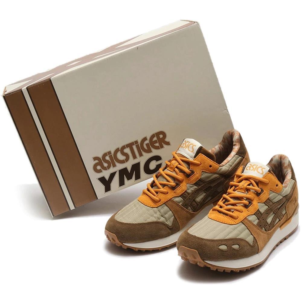 Asics-Gel-Lyte-XT-x-YMC-Sneaker-Unisex-Schuhe-Sportschuhe-Turnschuhe miniatuur 10