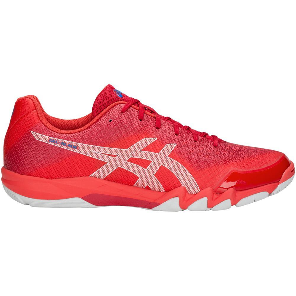 Asics-Gel-Blade-6-Hallenschuhe-Squash-Badminton-Vollevball-Schuhe-Sportschuhe Indexbild 3