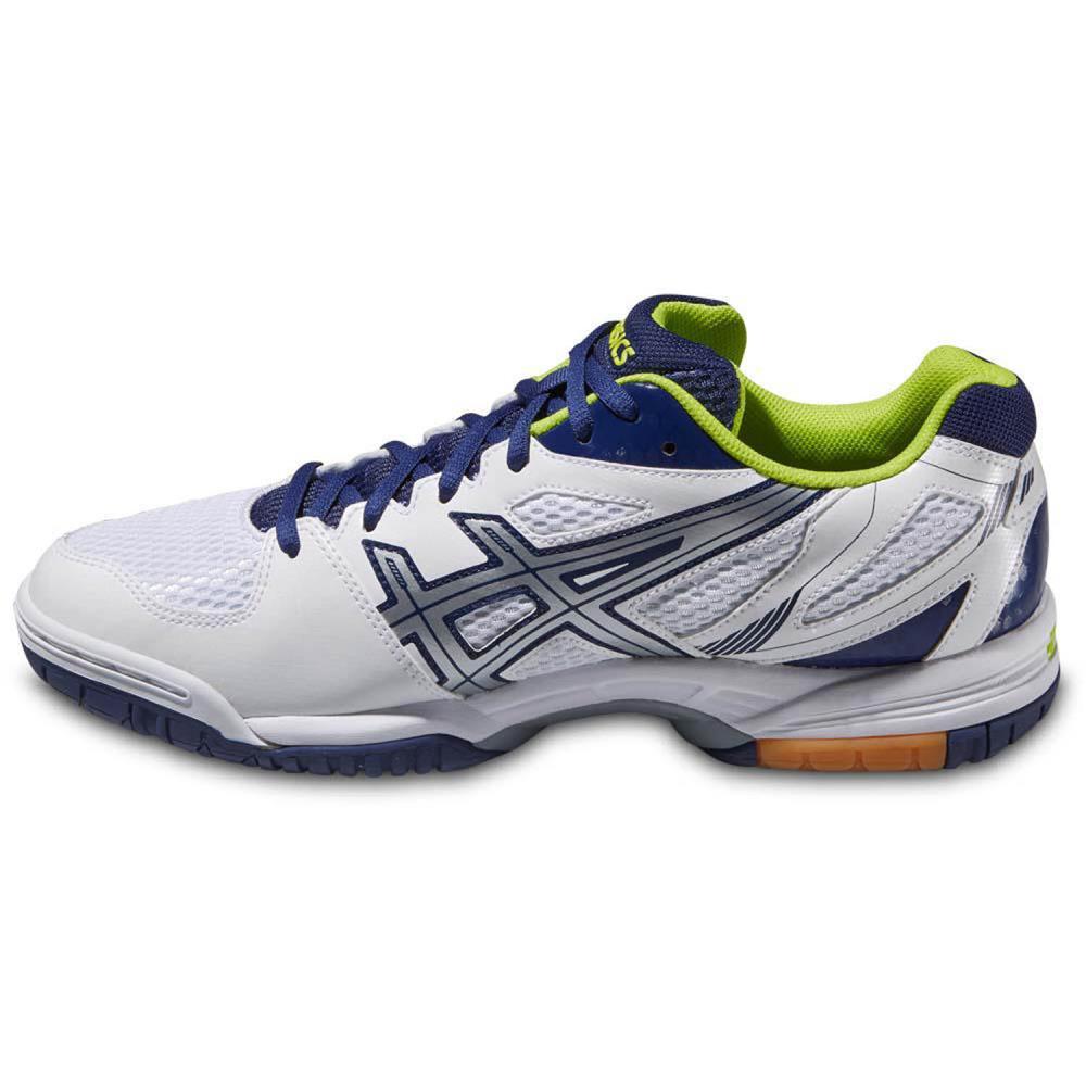 Asics-Gel-Flare-5-Hallenschuhe-Volleyballschuhe-Badmintonschuhe-Schuhe-Turnschuh Indexbild 3