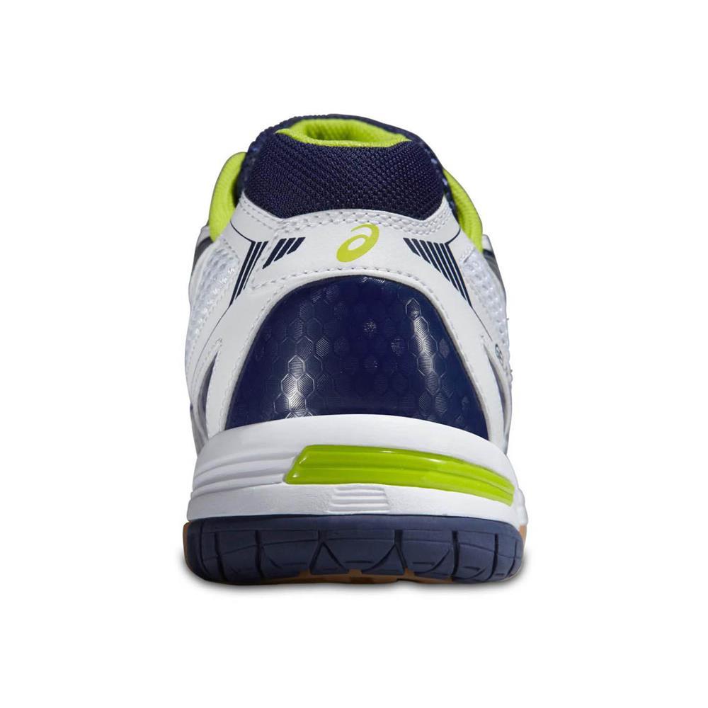 Asics-Gel-Flare-5-Hallenschuhe-Volleyballschuhe-Badmintonschuhe-Schuhe-Turnschuh Indexbild 4