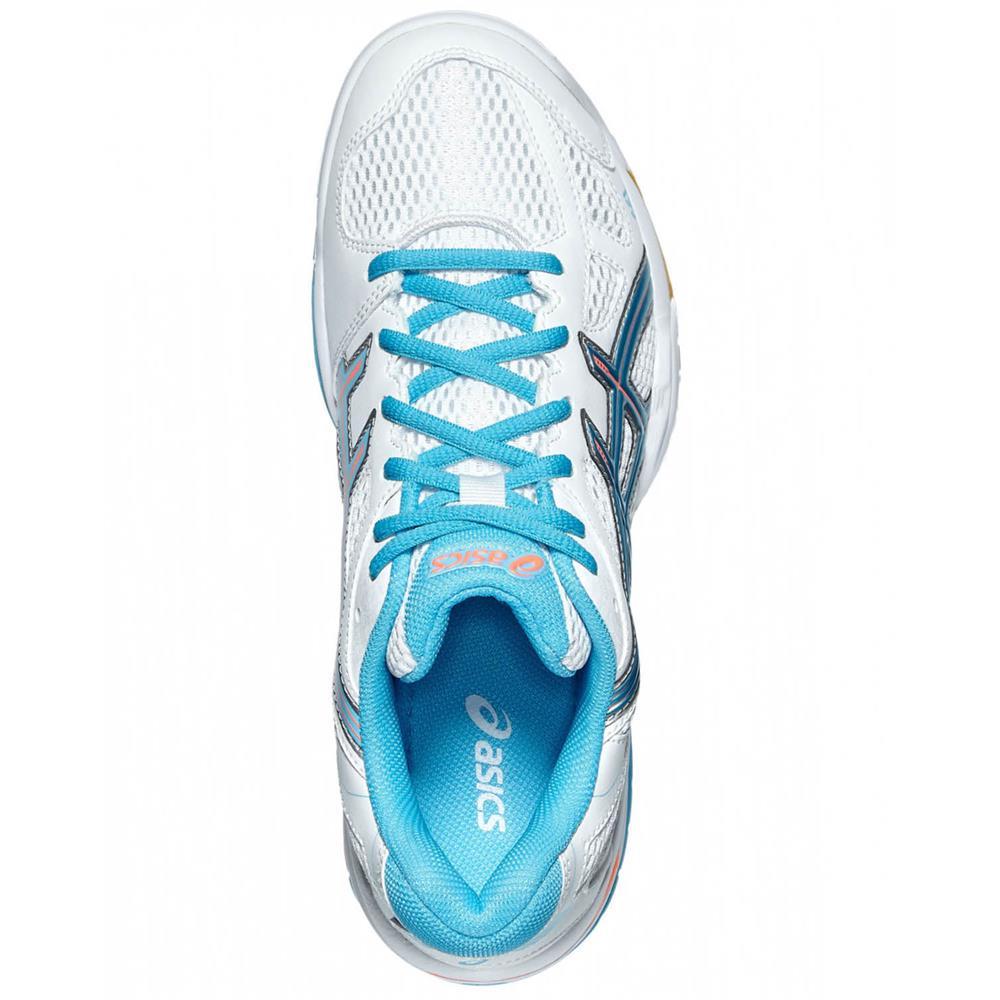 Asics-Gel-Flare-5-Hallenschuhe-Volleyballschuhe-Badmintonschuhe-Schuhe-Turnschuh Indexbild 10