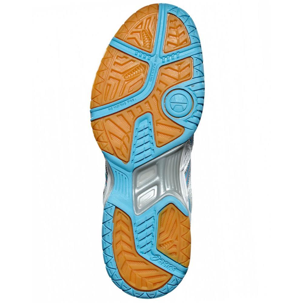 Asics-Gel-Flare-5-Hallenschuhe-Volleyballschuhe-Badmintonschuhe-Schuhe-Turnschuh Indexbild 11