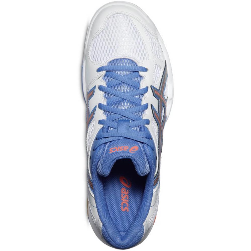 Asics-Gel-Flare-5-Hallenschuhe-Volleyballschuhe-Badmintonschuhe-Schuhe-Turnschuh Indexbild 5