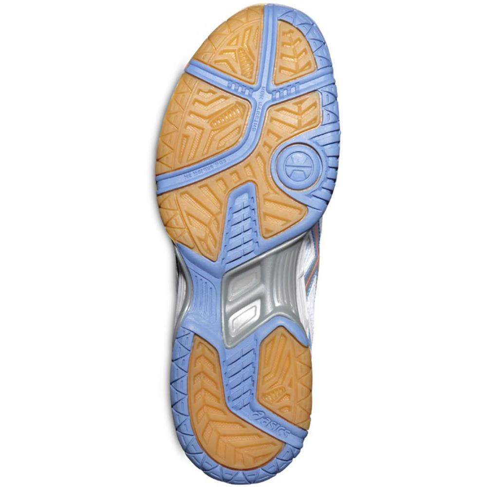 Asics-Gel-Flare-5-Hallenschuhe-Volleyballschuhe-Badmintonschuhe-Schuhe-Turnschuh Indexbild 6