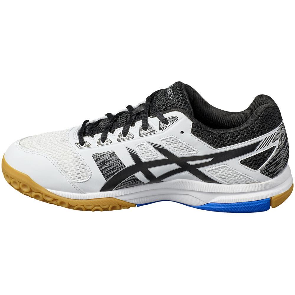 Asics-Gel-Flare-6-Hallenschuhe-Volleyballschuhe-Badmintonschuhe-Schuhe-Turnschuh Indexbild 5