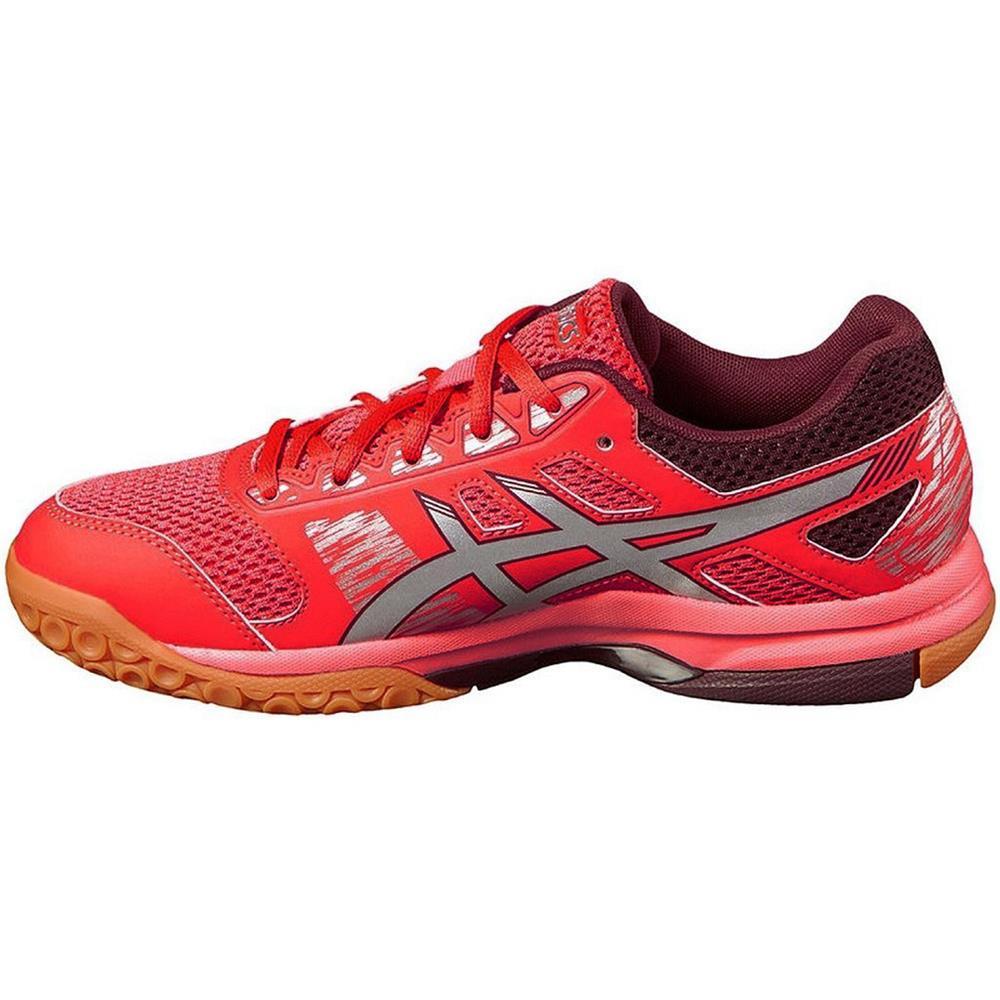 Indexbild 23 - Asics Gel-Flare 6 Hallenschuhe Volleyballschuhe Badmintonschuhe Schuhe Turnschuh