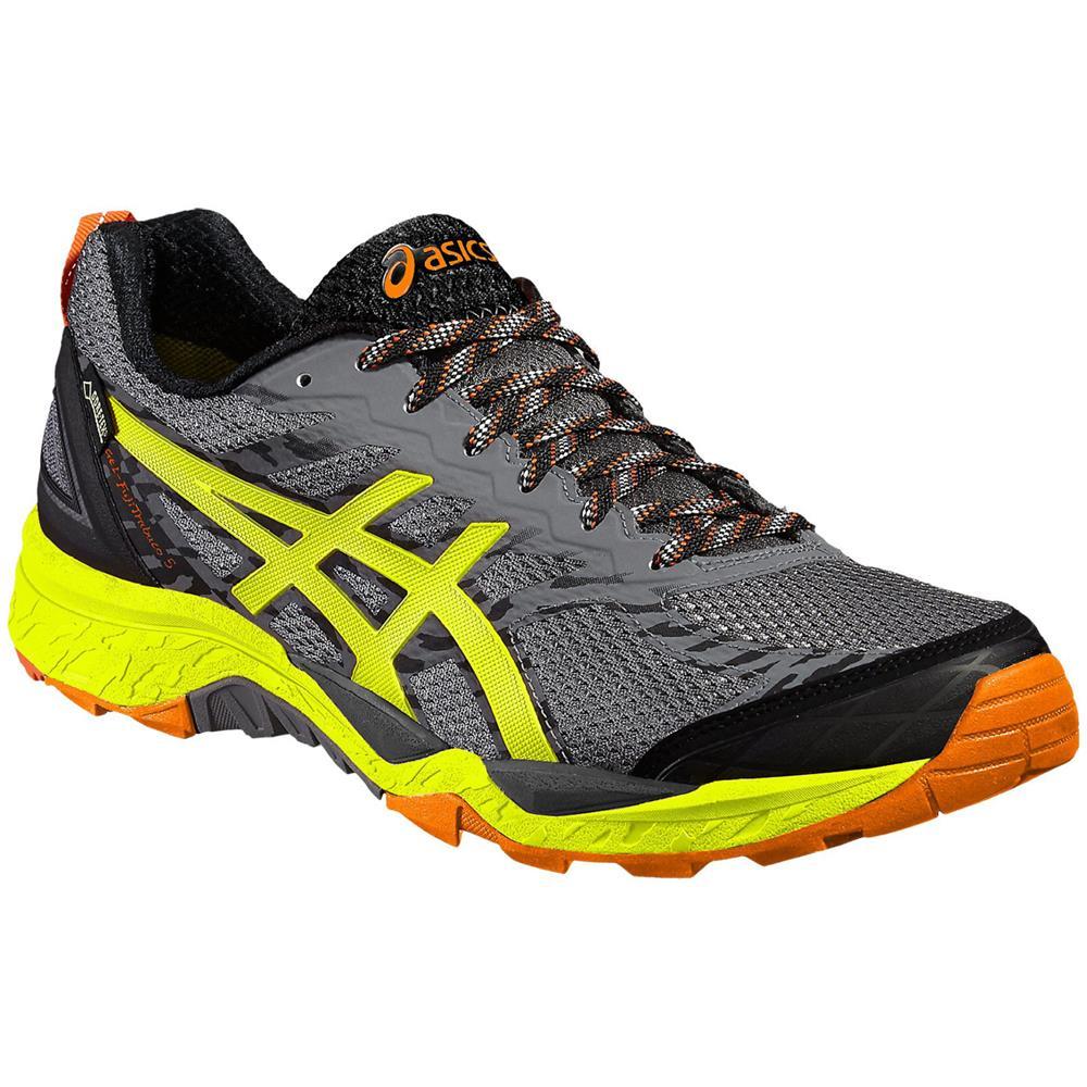 Asics-Gel-Fujitrabuco-5-GTX-Laufschuhe-Gore-Tex-Running-Schuhe-Sportschuhe