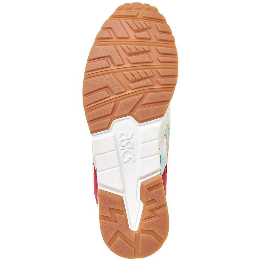 Indexbild 19 - Asics Gel-Lyte V Sneaker Unisex Schuhe Sportschuhe Turnschuhe Freizeitschuhe