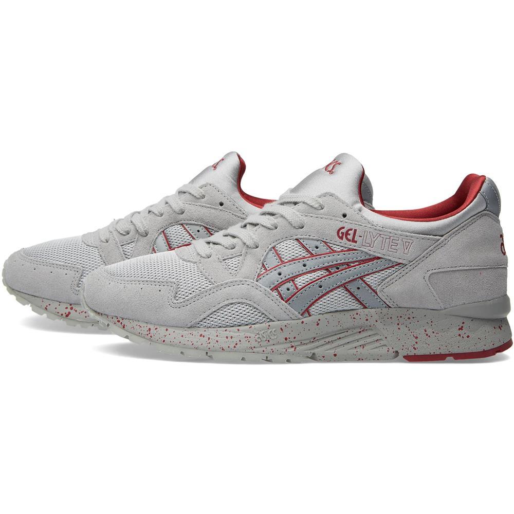 Asics-Gel-Lyte-V-034-Night-Shade-Pack-034-Sneaker-Schuhe-Sportschuhe-Turnschuhe-Freize Indexbild 3