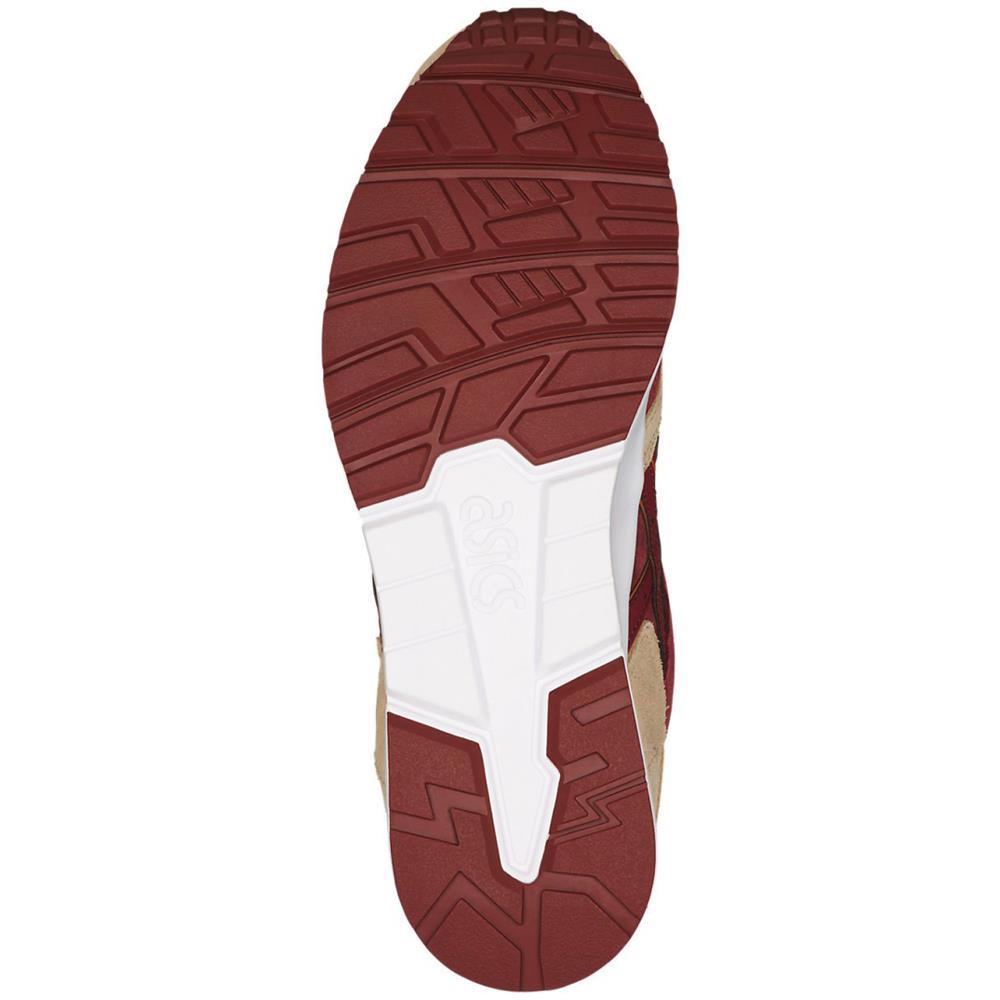 Asics-Gel-Lyte-V-Sneaker-Schuhe-Unisex-Sportschuhe-Turnschuhe-Freizeitschuhe Indexbild 13