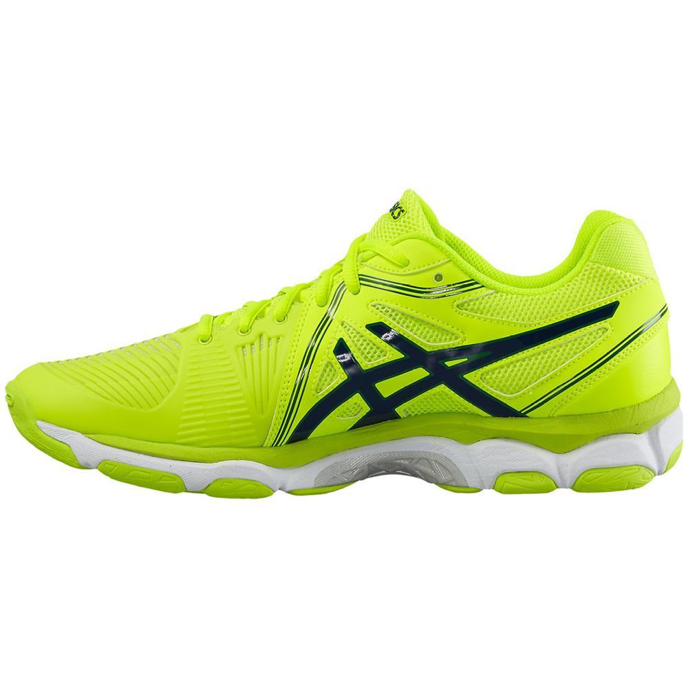 Asics-Gel-Netburner-Ballistic-Herren-Volleyballschuhe-Schuhe-Sportschuhe