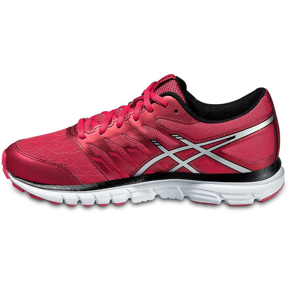 asics gel zaraca 4 damen laufschuhe schuhe running. Black Bedroom Furniture Sets. Home Design Ideas