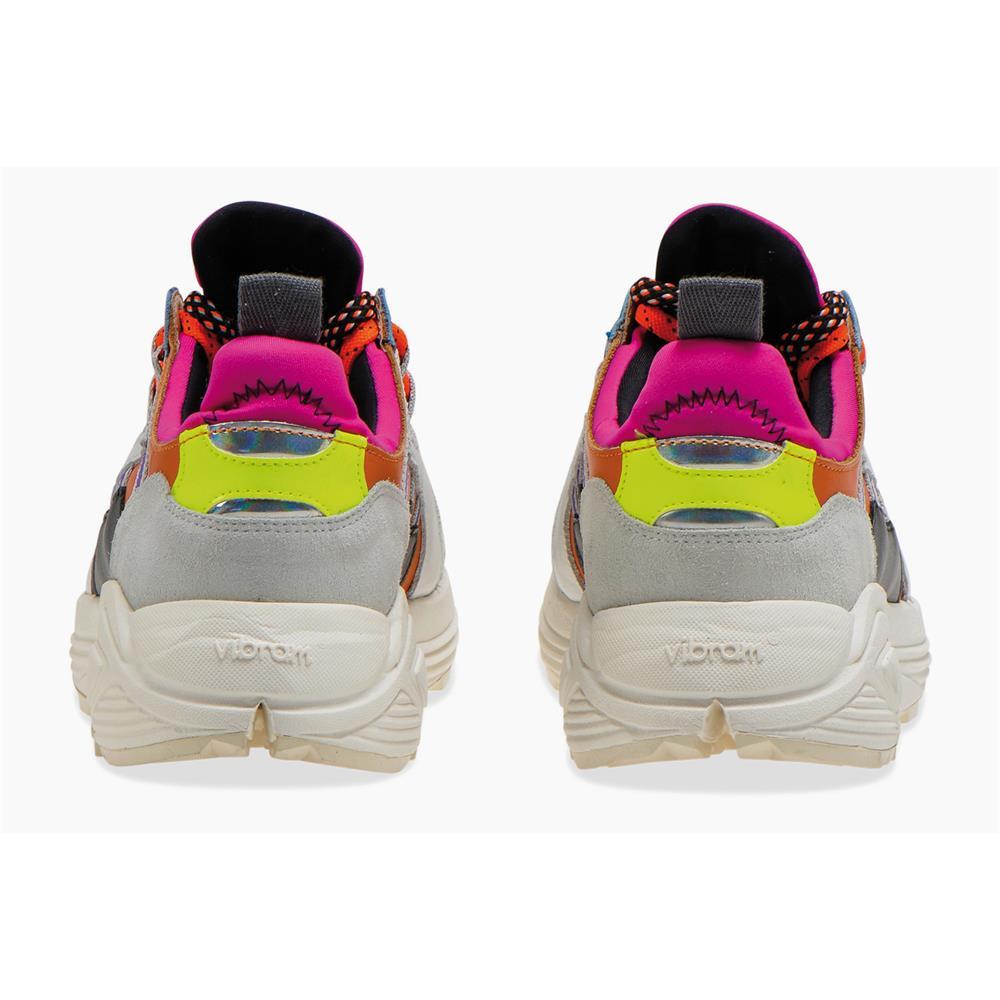 Indexbild 16 - Diadora Heritage Rave Leather Pop Herren Sneaker Damen Sportschuhe Turnschuhe