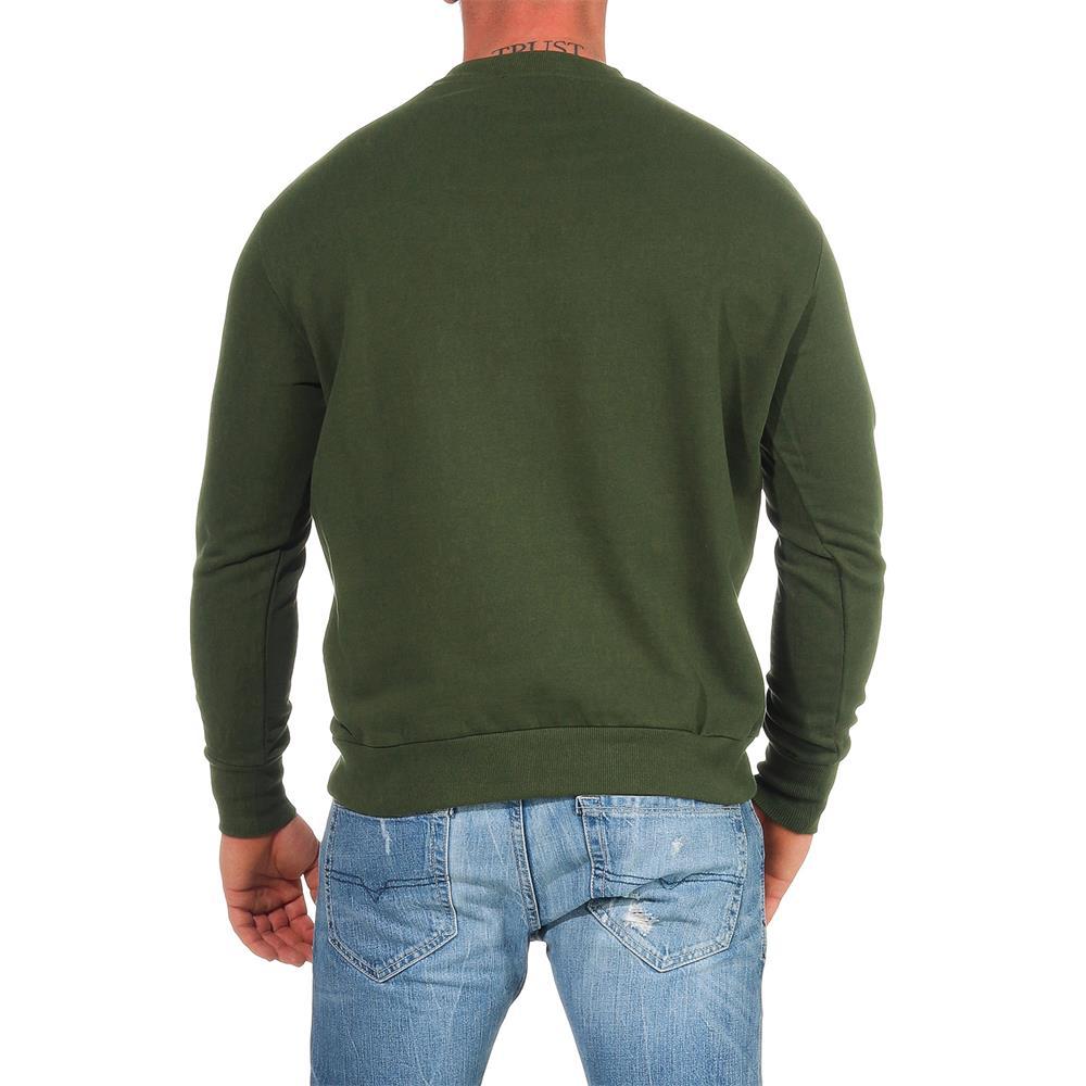 DIESEL-Sweatshirt-Herren-Rundhals-Pullover-Crew-Neck-Sweater-Pulli Indexbild 7
