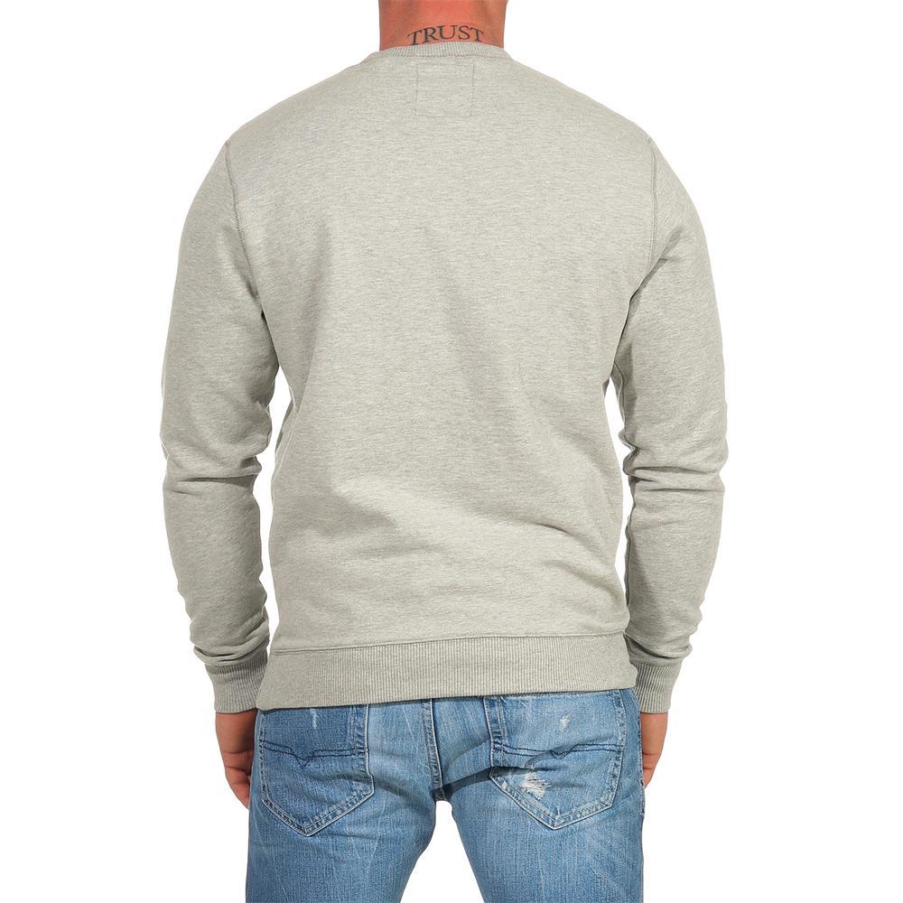DIESEL-Sweatshirt-Herren-Rundhals-Pullover-Crew-Neck-Sweater-Pulli Indexbild 28