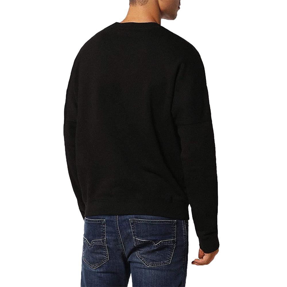 DIESEL-Sweatshirt-Herren-Rundhals-Pullover-Crew-Neck-Sweater-Pulli Indexbild 24