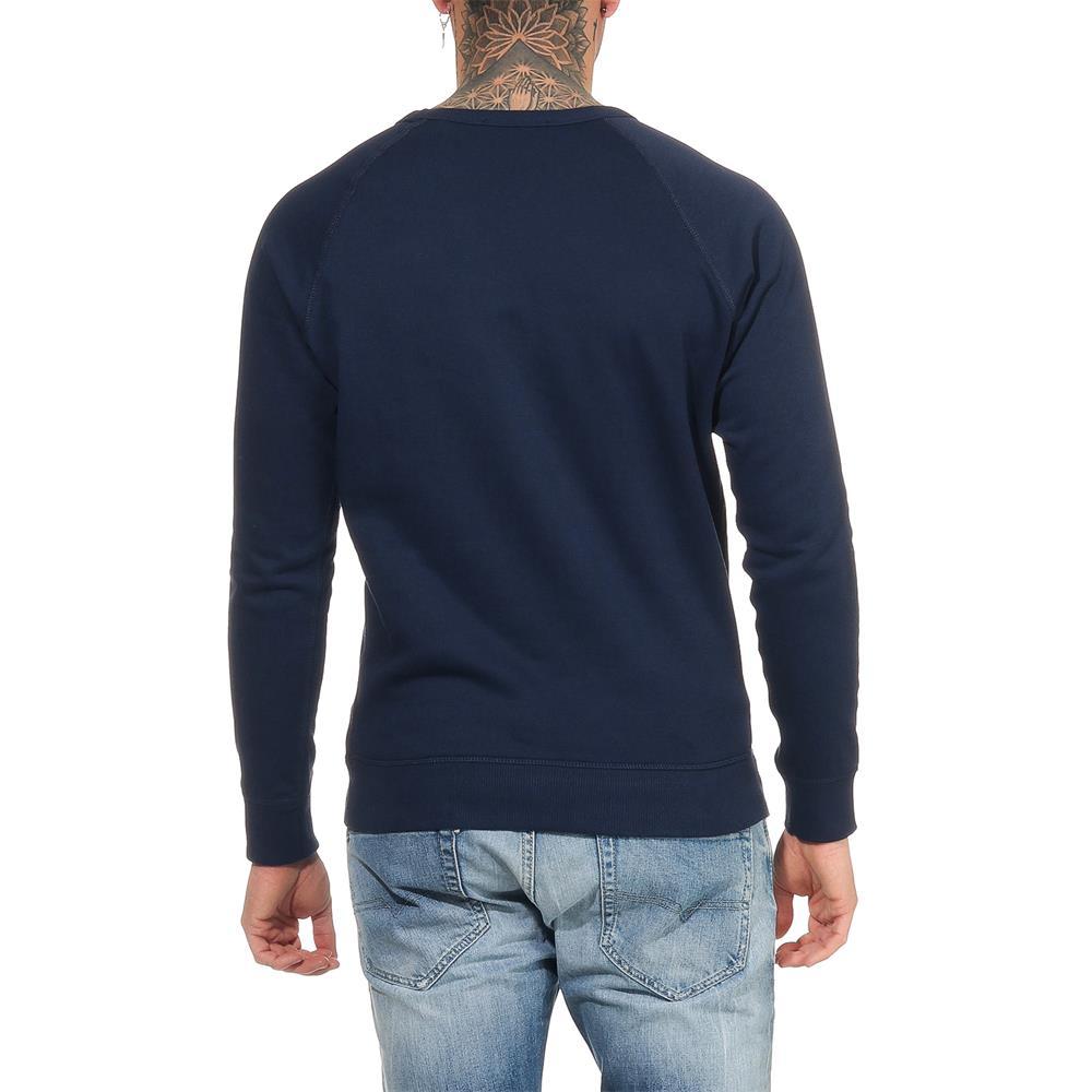 DIESEL-S-Orestes-New-Sweatshirt-Herren-Pullover-Sweater-Pulli Indexbild 15