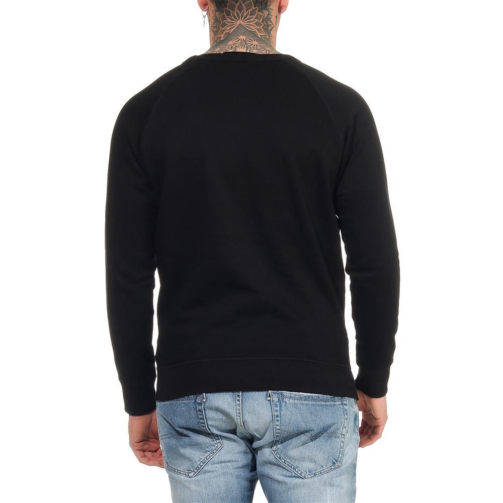 DIESEL-S-Orestes-New-Sweatshirt-Herren-Pullover-Sweater-Pulli Indexbild 10