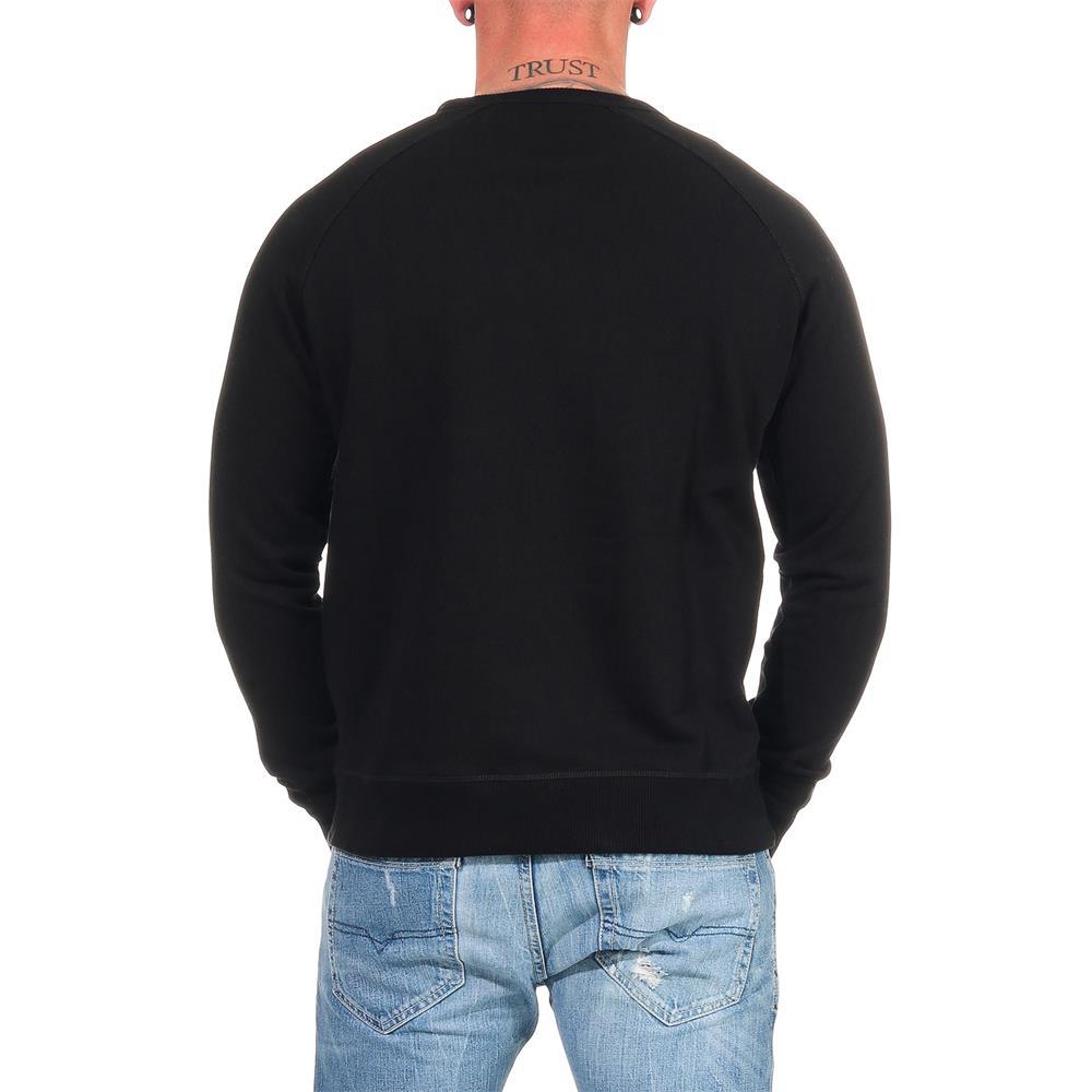 DIESEL-Sweatshirt-Herren-Rundhals-Pullover-Crew-Neck-Sweater-Pulli Indexbild 13