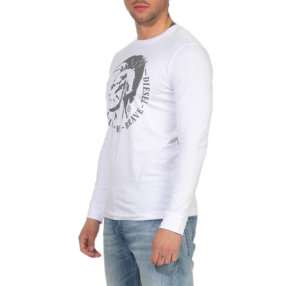 DIESEL-T-Diego-Long-B-R-Herren-Longsleeve-Mohawk-Tee-Langarm-Shirt Indexbild 4
