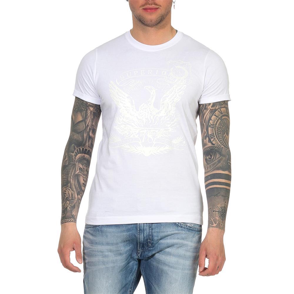 Indexbild 33 - DIESEL Herren T-Shirt Mohawk Slim Tee Rundhals Kurzarm Shirt