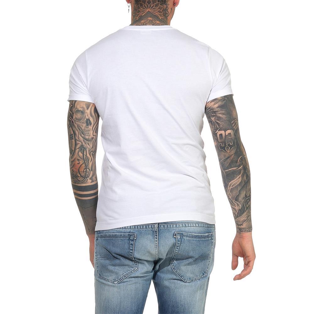 Indexbild 35 - DIESEL Herren T-Shirt Mohawk Slim Tee Rundhals Kurzarm Shirt