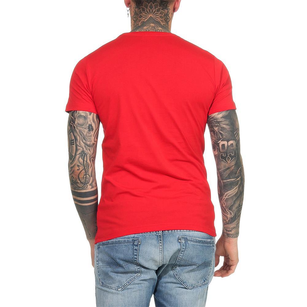 Indexbild 25 - DIESEL Herren T-Shirt Mohawk Slim Tee Rundhals Kurzarm Shirt